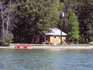 Excellent Lake Kagawong Family Cabins Manitoulin Island Download Free Architecture Designs Grimeyleaguecom